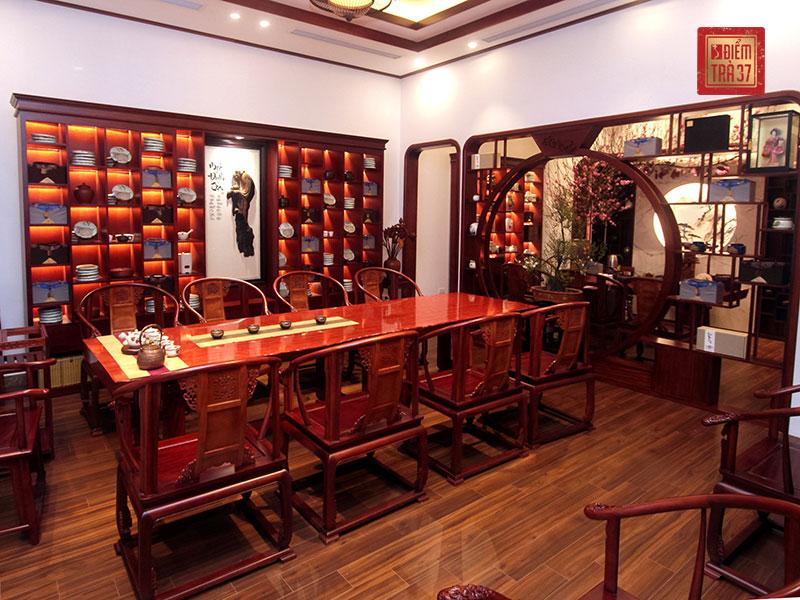 Không gian sang trọng, tinh tế bậc nhất của phòng trà tại Hà Nội